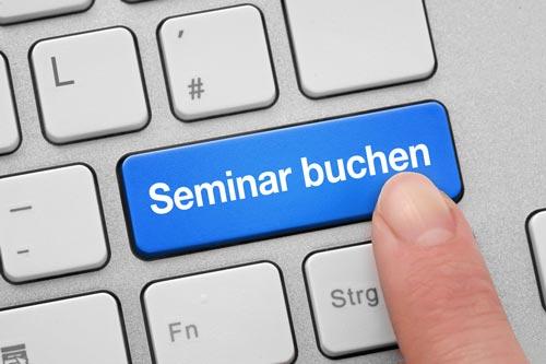 Tastatur Seminar Buchen