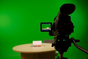 castible® Online-Seminare im virtuellen Greenscreen-Studio